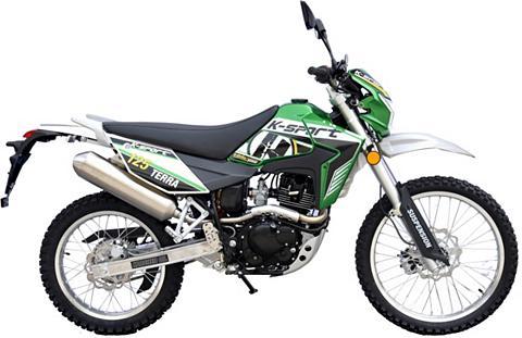 K-SPORT Motociklas 125 ccm 99 km/h 1142 PS »Te...