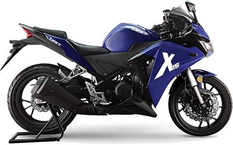 K-SPORT Motociklas 125 ccm 110 km/h 125 PS »X1...