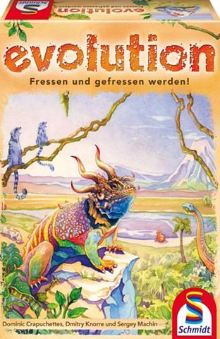 Tierspiel »Evolution«