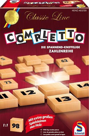Legespiel »Classic tendencija Complett...
