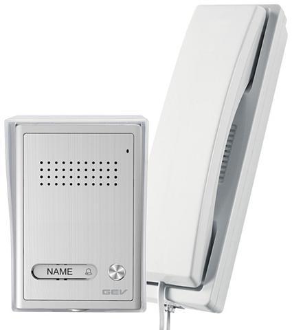 GEV Belaidis durų domofonas »CAC 87347«