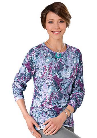 Marškinėliai in attraktivem Paisleydes...