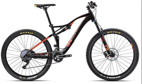 Fully kalnų dviratis 275 Zoll 22 Gang ...