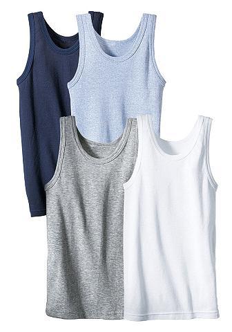 Apatiniai marškinėliai (4 vienetai) sc...
