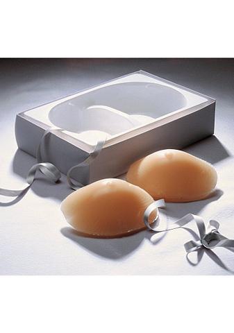 Silikoniniai krūtinės įdėklai (2 viene...