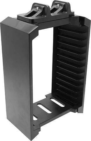 Games Storage Tower & Twin Charger »PS...