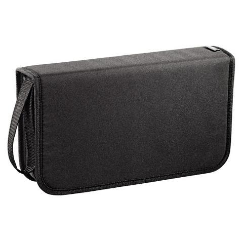 Cd-/dvd-neiloninis krepšys 80 juoda sp...