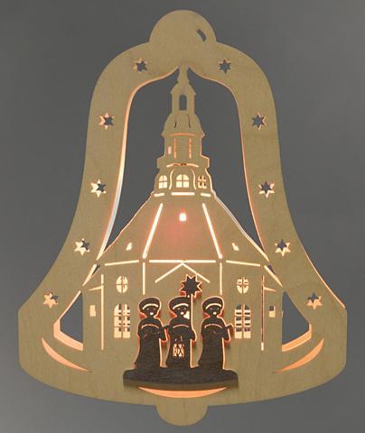 WEIGLA ® Lango dekoracija »Kurrendesänger«