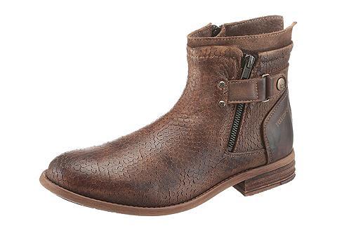 Baikerių stiliaus batai »Fact«