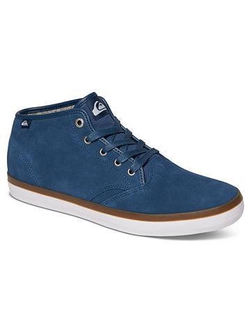 Mid-Top-Schuhe iš Wildleder