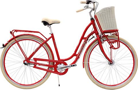 FASHION LINE Moterims Alu dviratis 28 Zoll 3 Gang S...