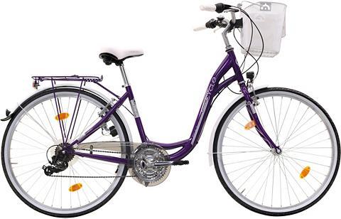 FASHION LINE Moterims dviratis 26/28 Zoll 21 Gang S...