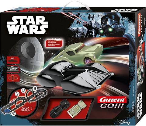 CARRERA Autorennbahn »® GO!!! Disney Star Wars...