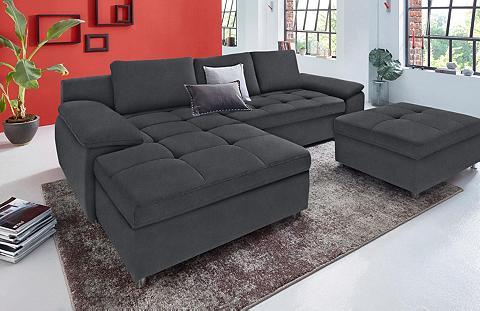 Sit&More Kampinė sofa XXL »Labene« pat...