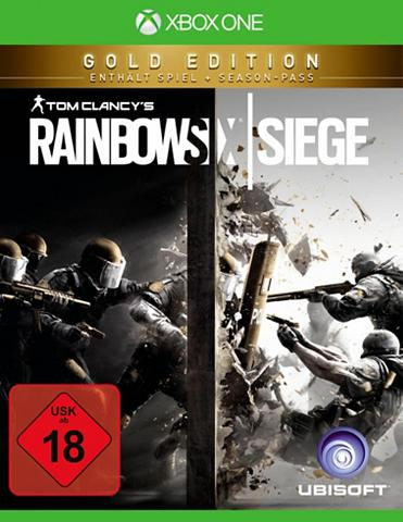 UBISOFT Tom Clancy`s Rainbow Six Siege Gold Ed...