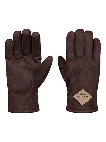Kunst-Veloursleder-Handschuhe »Faze Da...