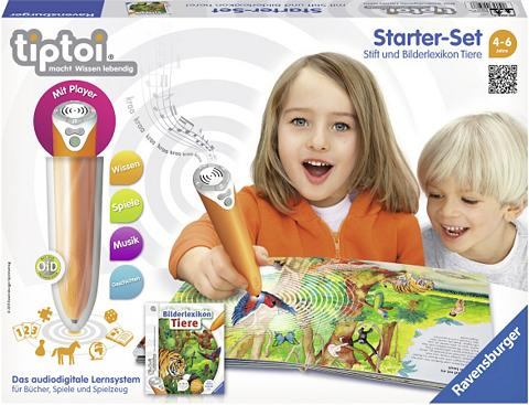 Starter-Set tiptoi® »Bilderlexikon Tie...