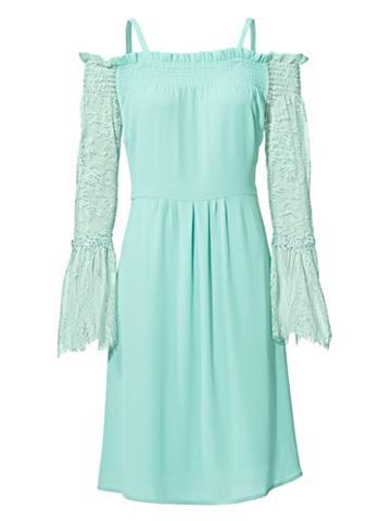 Kokteilinė suknelė nėrinių