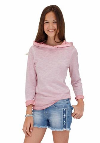 Marškinėliai su gobtuvu