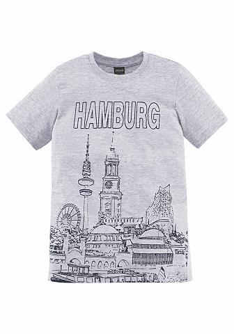 ARIZONA Marškinėliai »Hamburg«