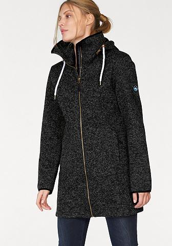 POLARINO Megztas paltas