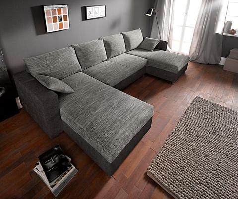 RAUM.ID Sofa su miegojimo funkcija ir Dėžutė p...