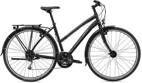Moterims Treko dviratis 28 Zoll 27 Gan...