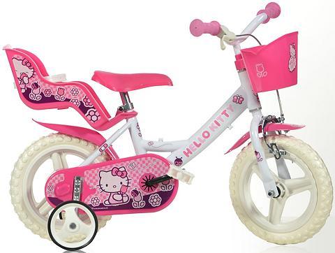 HELLO KITTY Vaikiškas dviratis »«