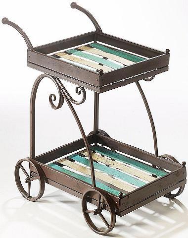 Serviravimo vežimėlis