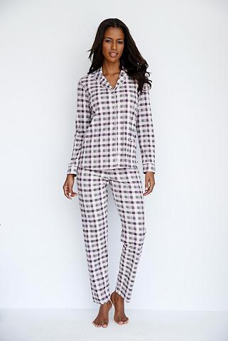 Languotas pižama in klaiskinio stiliau...