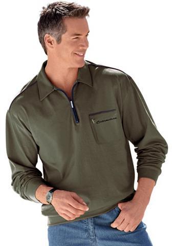 MARCO DONATI Polo marškinėliai ilgomis rankovėmis s...