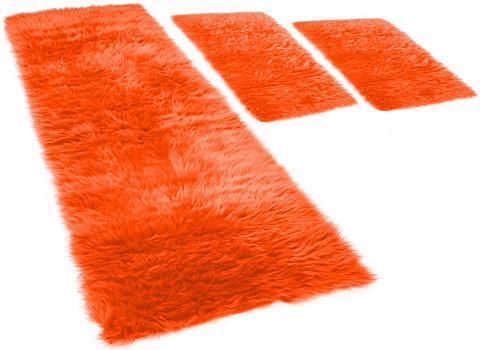 KINZLER Ilgo plauko miegamojo kilimėliai »Pire...