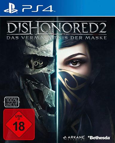 Dishonored 2: Das Vermächtnis der kauk...