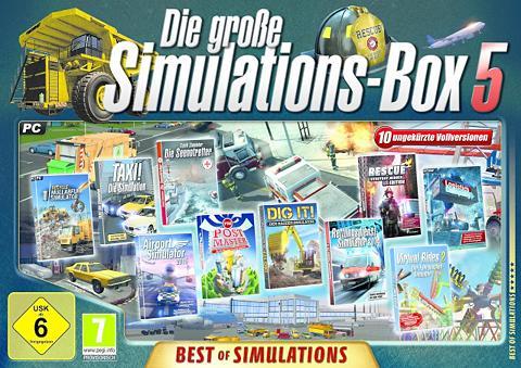 ASTRAGON PC - Spiel »Die große Simulations-Box ...
