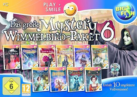PC - Spiel »Das große Mystery Wimmelbi...