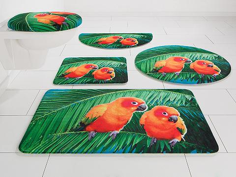 MY HOME SELECTION Vonios kilimėlis »Papagei« aukštis 14 ...