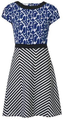 Suknelė su trumpomis rankovėmis