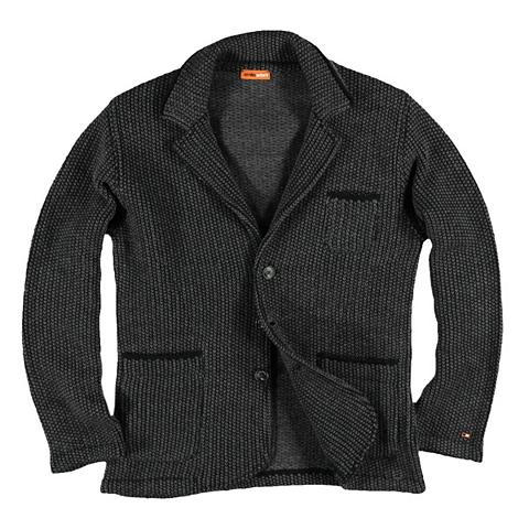Zweifarbige Megztinis