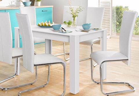 Valgomojo stalas plotis 80 cm 110 cm a...