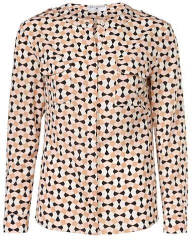 Marškiniai su užsėgama kišenė