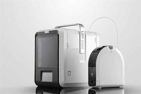 Single 3D Spausdintuvas »UP! Mini 2«