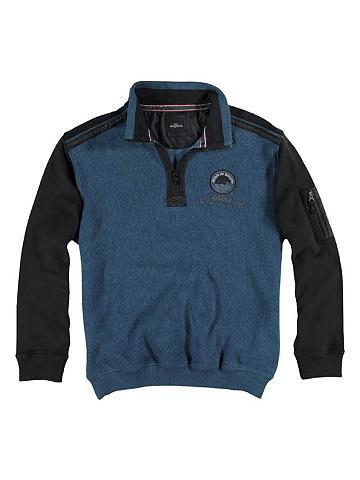 Sportinio stiliaus megztinis Stehbund
