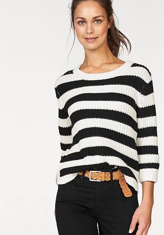 ® dryžuotas megztinis