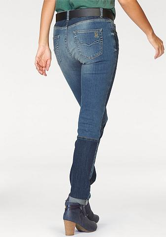 H.I.S Siaurėjantys džinsai »Lorraine«