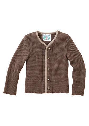 Megztinis Kinder su kontrastfarbiger E...