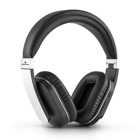Auna Elegance Bluetooth-NFC-Kopfhörer Akku ...