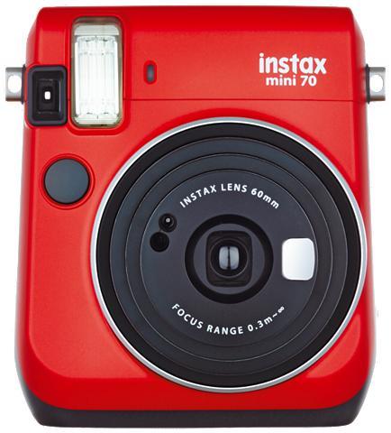 FUJIFILM Sofortbildkamera »instax mini 70«