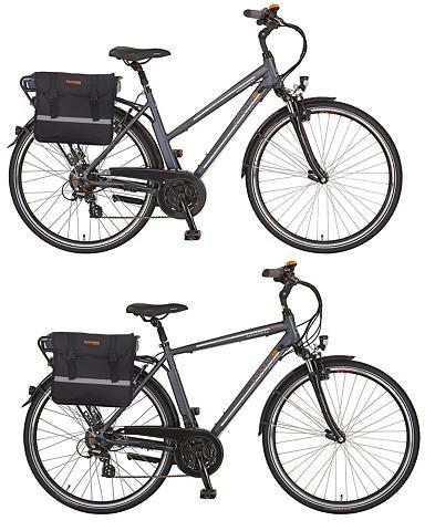 PROPHETE Rinkinys Da./He. Treko dviratis Elektr...