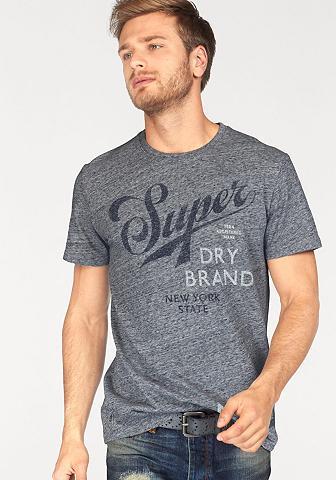 Marškinėliai »DRY BRAND TEE«