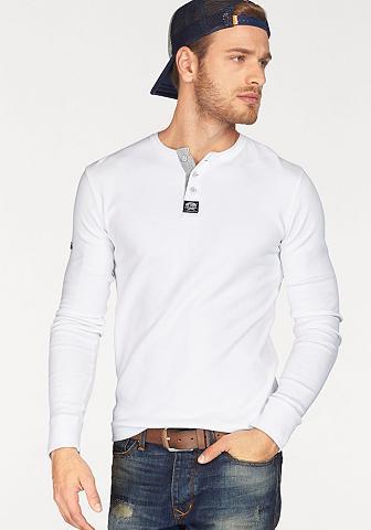 Marškinėliai »HERITAGE L/S GRANDAD«